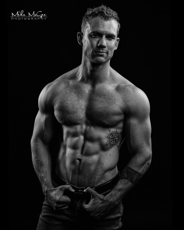 Austin Mike McGee san francisco bay area yoga and fitness & bodybuilding photographer