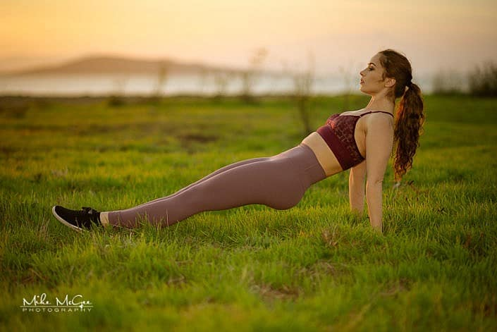 Samantha Mike McGee san francisco bay area yoga and fitness photographer