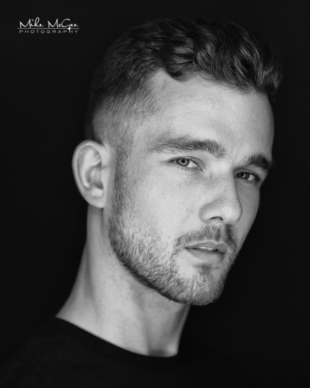 Lucas Mike McGee San Francisco Bay Area Headshot & Artistic Portrait Photographer