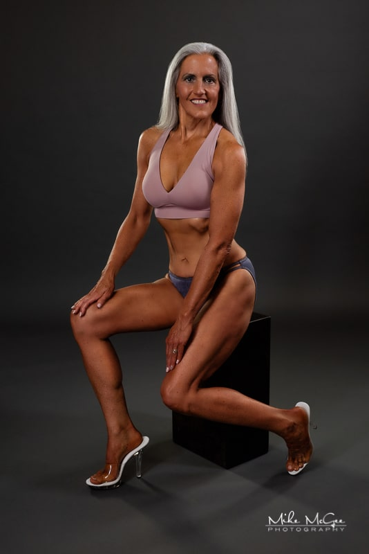 Audrey Mike McGee san Francisco bay area fitness and bodybuilding photographer