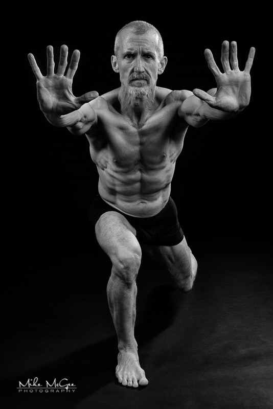 Bret Mike McGee san Francisco bay area fitness and bodybuilding photographer