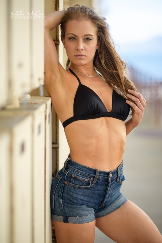 Shari Mike McGee san Francisco bay area fitness photographer, yoga photographer, and bodybuilding photographer