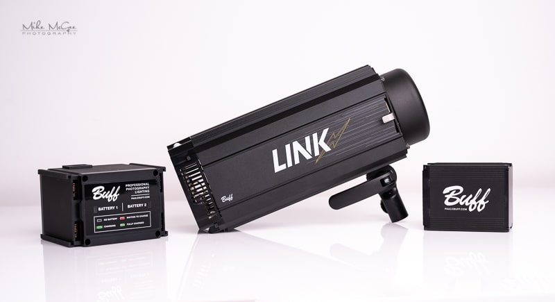 Paul C. Buff Link 800WS Flash Unit Product Review