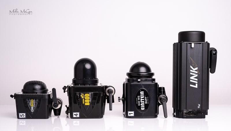 Paul C. Buff PCB Link Flash Unit Strobe Product Review
